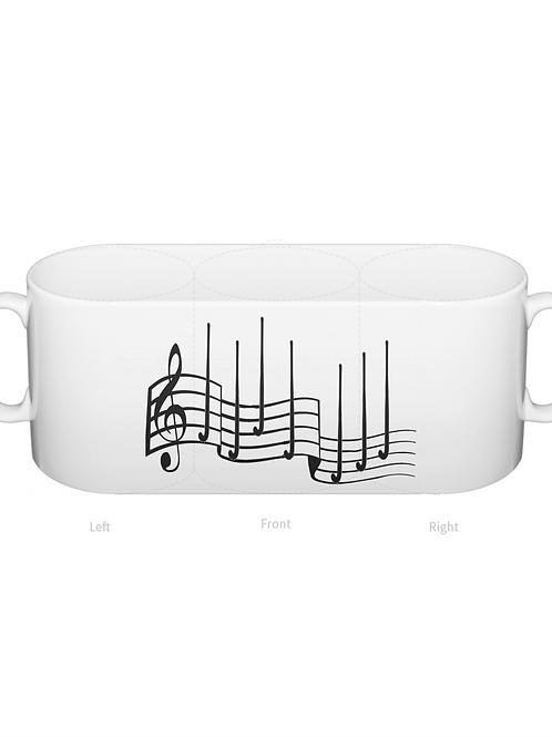 Rhythm Stick Mug