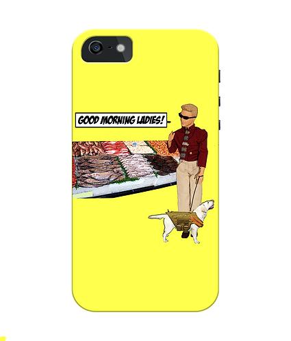 Good Morning Ladies iPhone Case