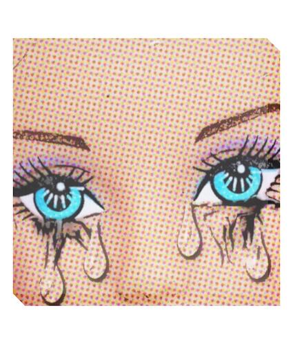 Tears Canvas