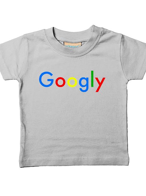 Googly! Cool, Funny, Babies Cricket T-Shirt
