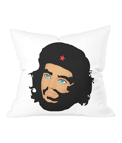 Che, Funny Throw Cushion Cover