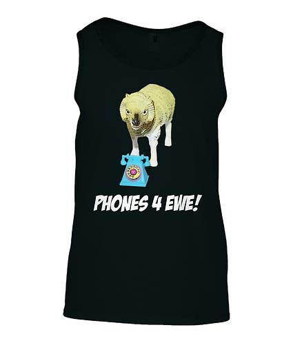 Phones 4 Ewe Tank Top