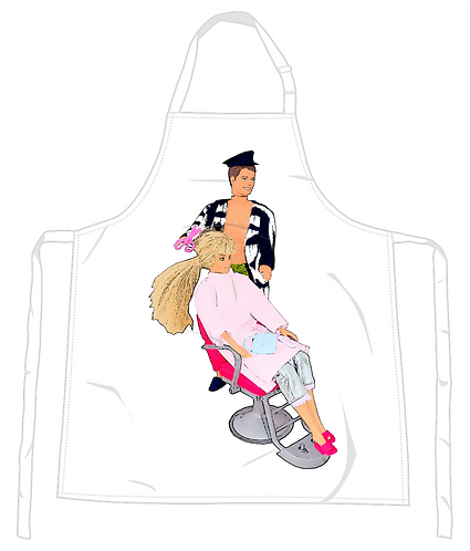 Hair Do Apron