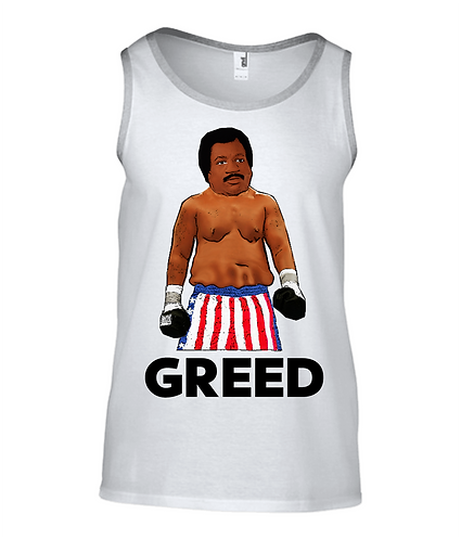 Apollo Greed Tank Top