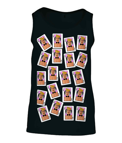 A Deck of Queens of Clubs, Gay Tank Top