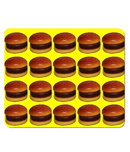 4 x Hamburger Heaven Place Mats