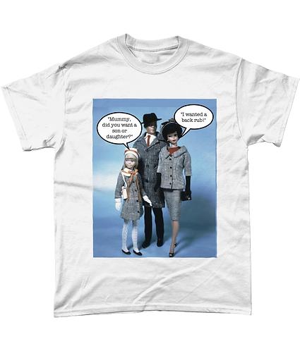 I Wanted a Back Rub! Hilarious Meme T-Shirt!