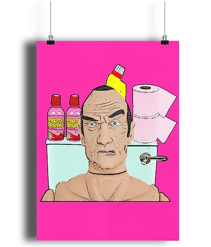 Pepto Poster