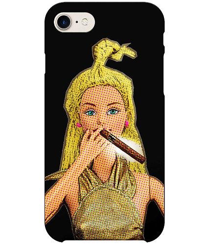 Smoking A Cigar, Pop Art, iPhone Case