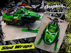 Sled Wraps 7