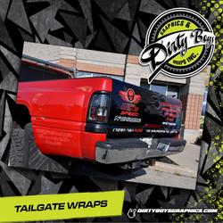 Tailgate Wrap