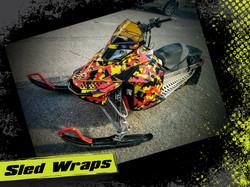 Sled Wraps 3