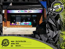 PAw Starz Store Front