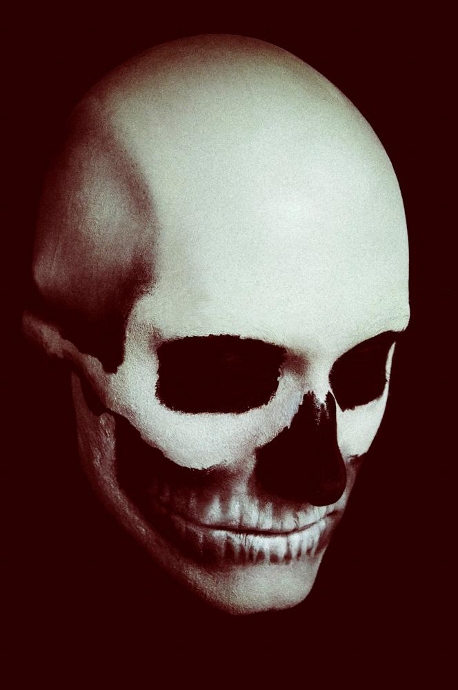 Totenkopf gespiegelt(3 von 5)