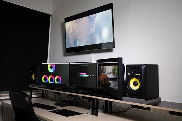 Filmstudio Dortmund - Schnittplatz