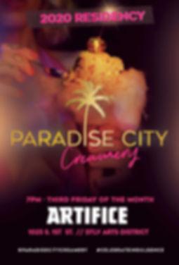 Paradise City Creamery