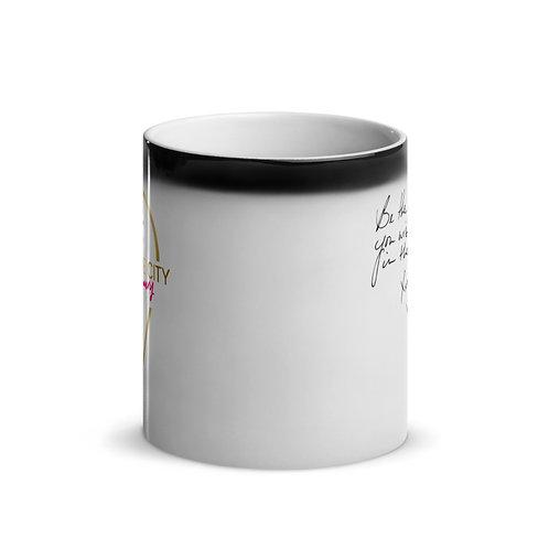 BE THE PLEASURE Magic Mug