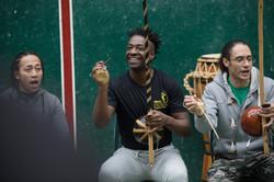 Stage Mestre Pantera Nov 2019. Capoeira Biarritz Senzala