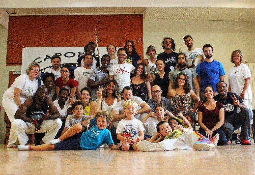 Stage MUSICALIDADE 2017 - Professeur Bambino (CAPOEIRA BIARRITZ SENZALA)