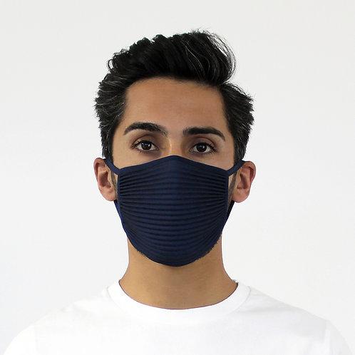 5er-Set Plissé-Masken für Jugendliche/Erwachsene