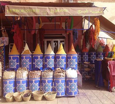 Marrakech Spice Souk