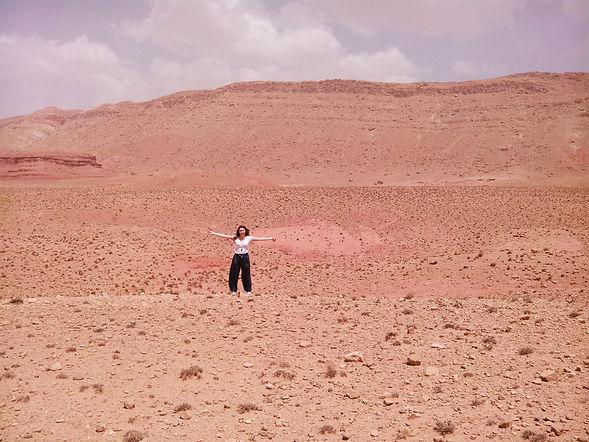 Desert Ouarzazate