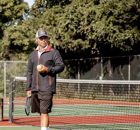 Pickleball and Tennis Coach