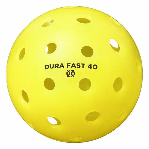 Onix Dura Fast 40 Outdoor Balls 24 pk