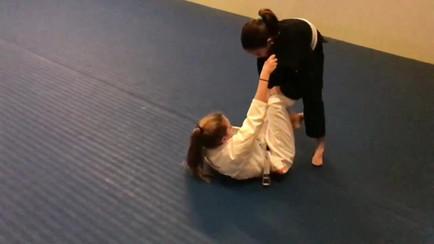 lea and victoria training