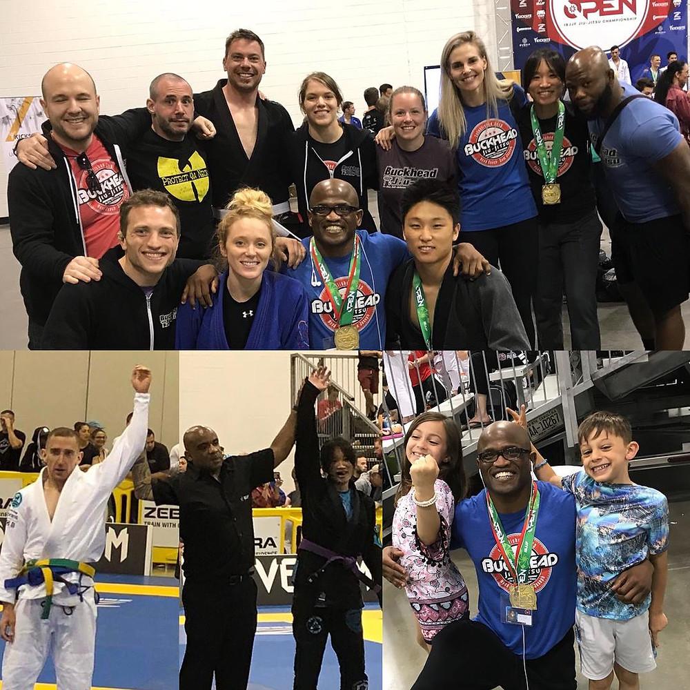 Atlanta open - Buckhead Jiu Jitsu
