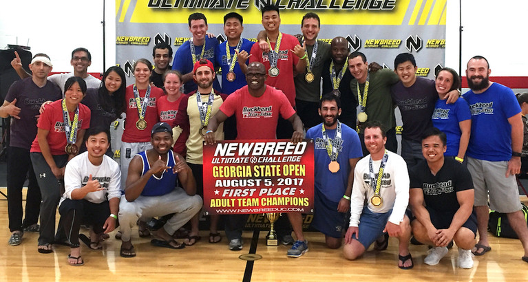 team wins Newbreed tournament
