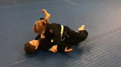 avery and brit training