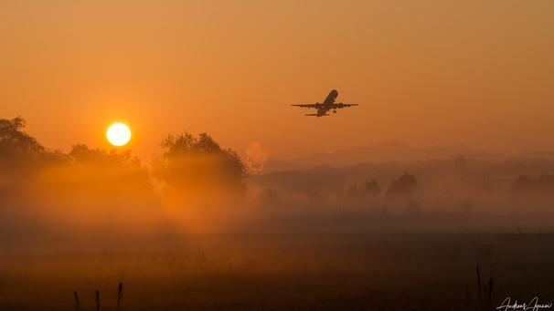Early flight call