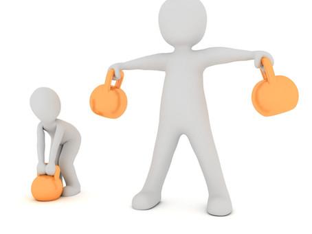 Trainingsblog 4: Eigenes Körpergewicht und Stabilität