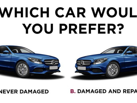 Why is a Repaired Vehicle Worth Less?