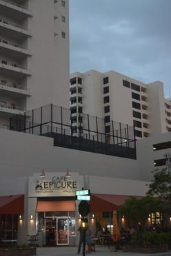 Multi-Use Building--Downtown Sarasota, FL, Rooftop
