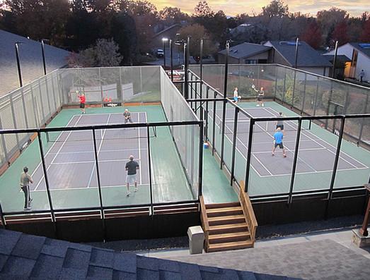 Tennis Club--Denver, CO