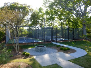 Tennis Club--Charleston, SC, Ground Level