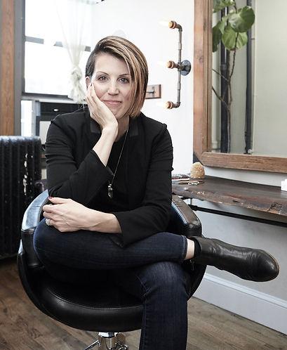 Nicole Cichocki Hairstylist Energy Healer