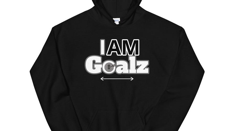 I Am Goalz Hoodie
