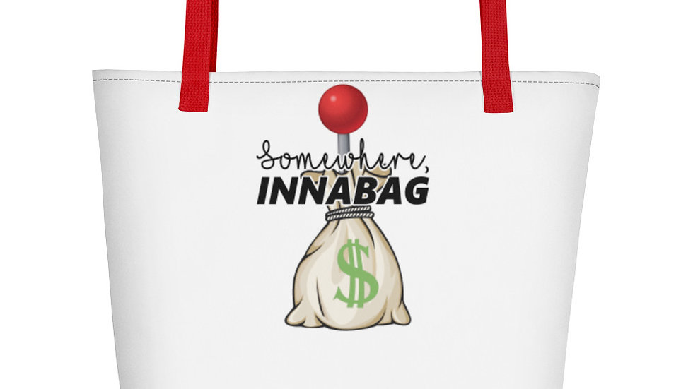 Pin Drop Spinnanight Bag