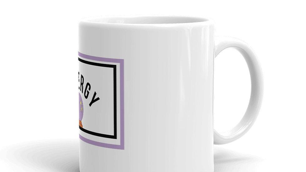 White glossy In*ERGY mug