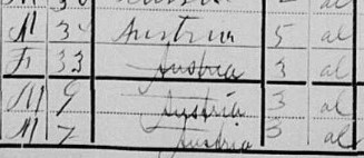 Check the New York State Census, 1905