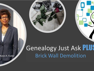 Get More Collaboration with Genealogy Just Ask PLUS