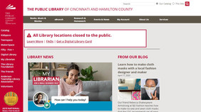 Some Librarians Like 'The Public Library of Cincinnati and Hamilton County' Can Chat