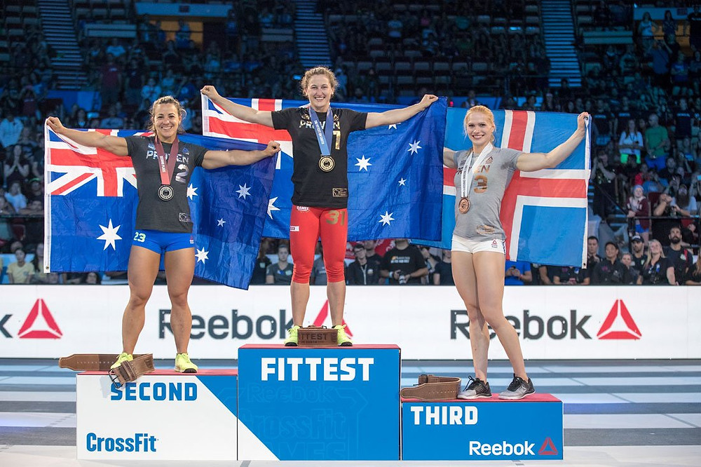 Toomey wins 2017 Crossfit Games