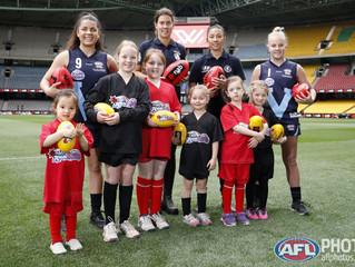 NAB signs on as AFL Women's sponsor