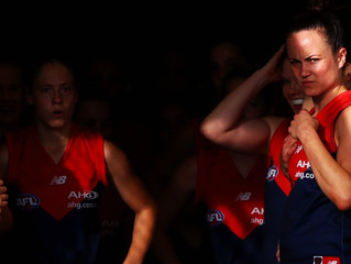 To grow the game of female footy, you have to grow the roles of women within it.