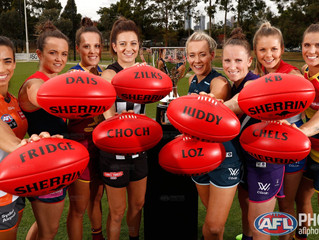 AFLW - Round Two Teams