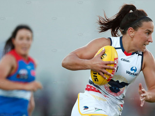 AFLW2 - Round Three Snapshot